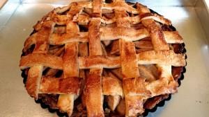 Birnen Pie