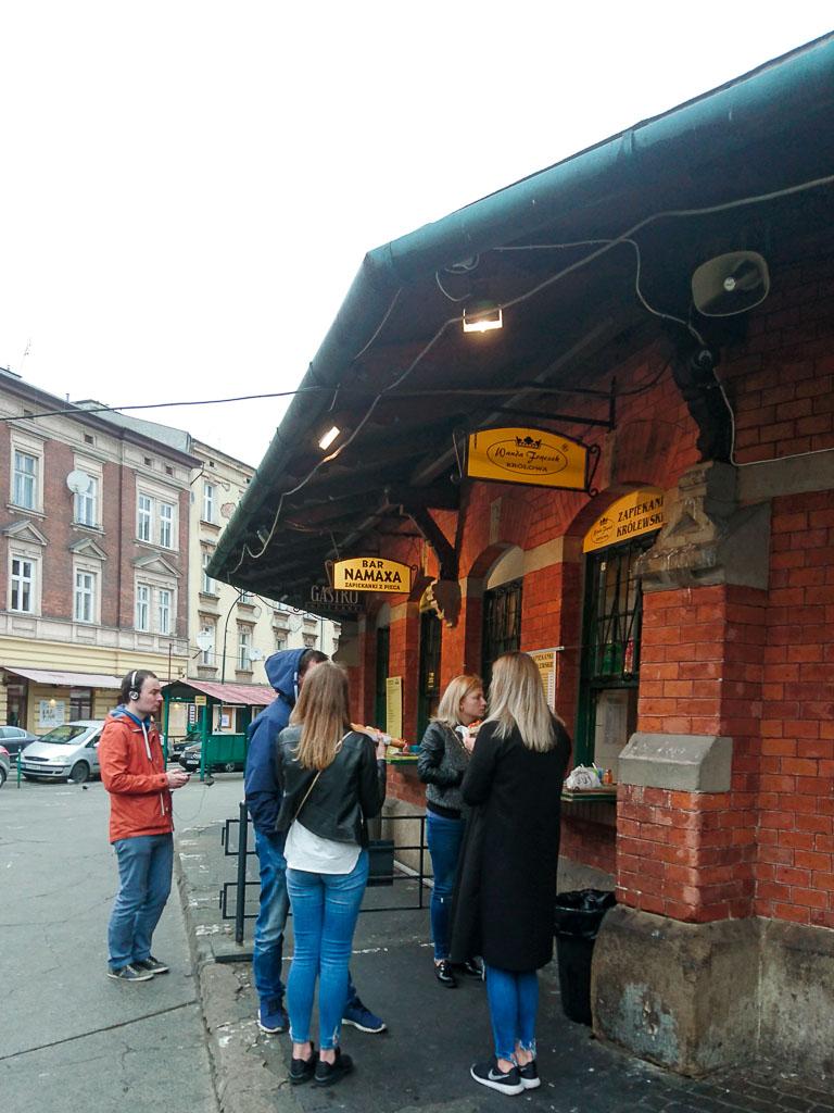 Plac Nowy Krakau