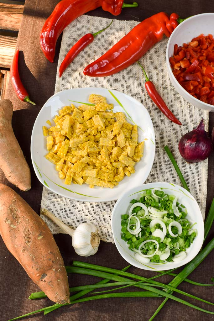 Rezept Sommerfrikadelle mit Mango & Minze