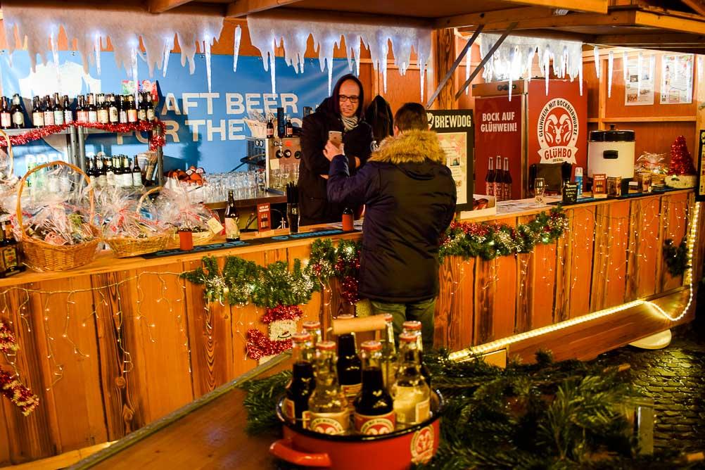 Weihnachtsmarkt Recklinghausen.Bars In Boxes Auf Dem Weihnachtsmarkt In Recklinghausen Einfach