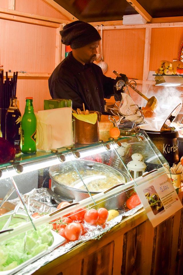 Ban2 - Afrikanisches Streetfood