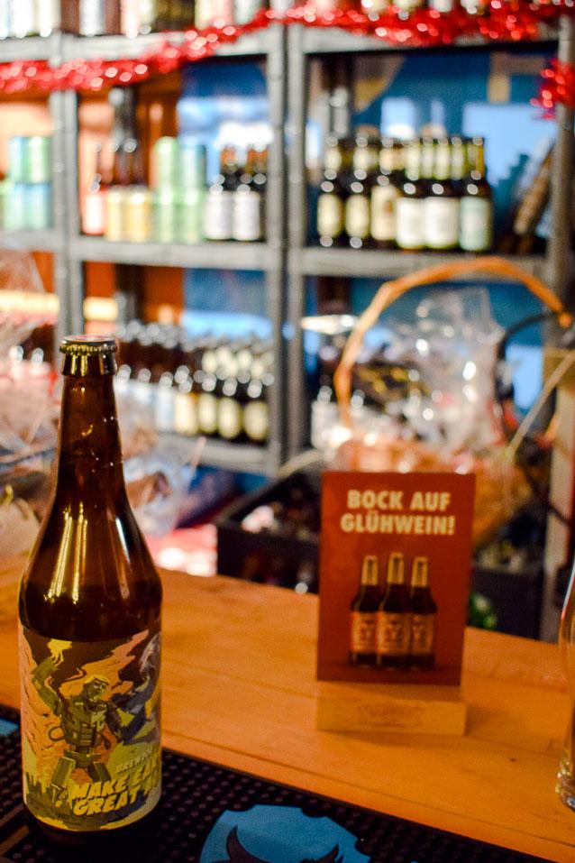 Make Earth Great Again Beer