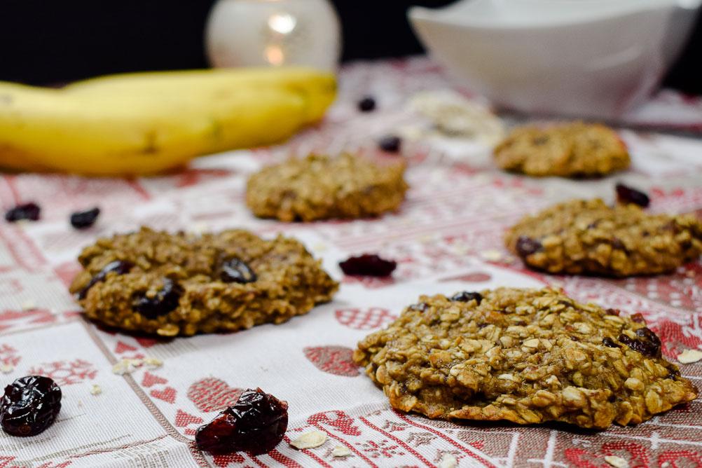 f5be2d4057 Gesunde Haferflocken Cookies - Einfach Nachschlagen!