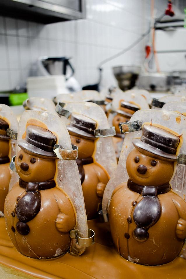 Schokofiguren - Zu Besuch bei der Schokoladenmanufaktur Sauerland