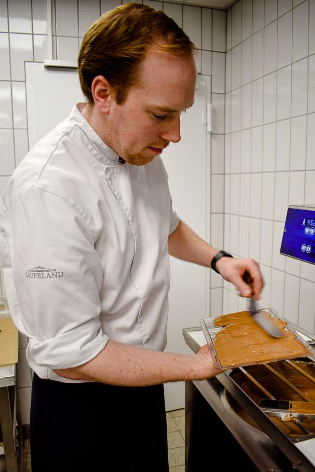 Handgeschöpfte Schokolade - Zu Besuch bei der Schokoladenmanufaktur Sauerland
