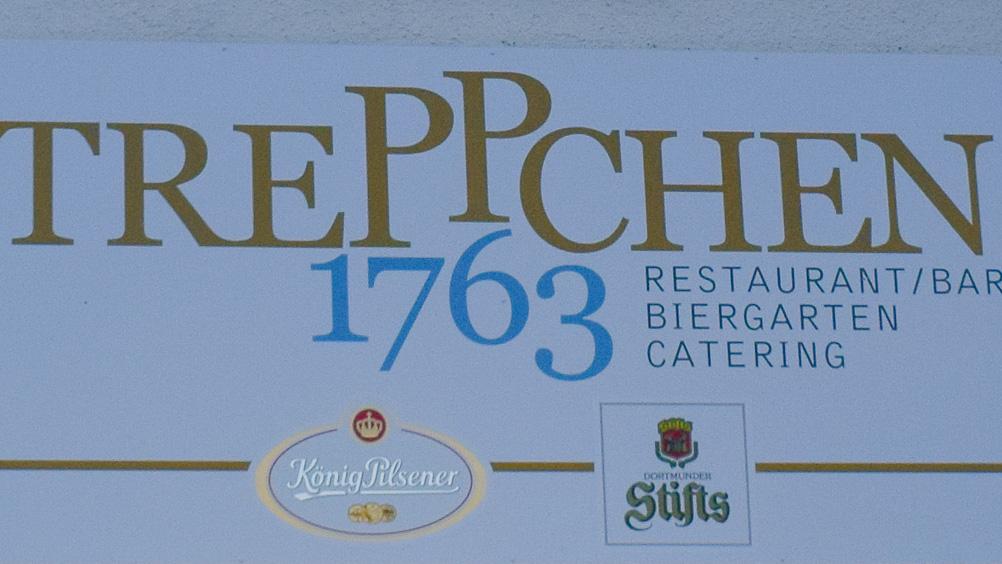 Treppchen 1763 - Restaurant in Dortmund-Hörde