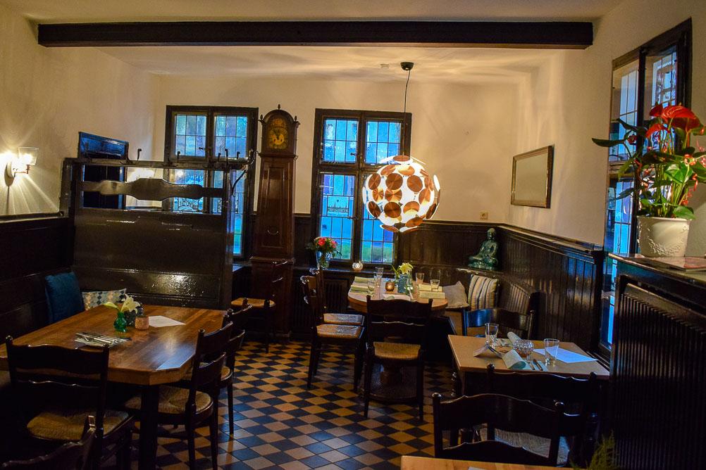 Treppchen 1763 - Restaurant in Dortmund-Hörde - Ambiente