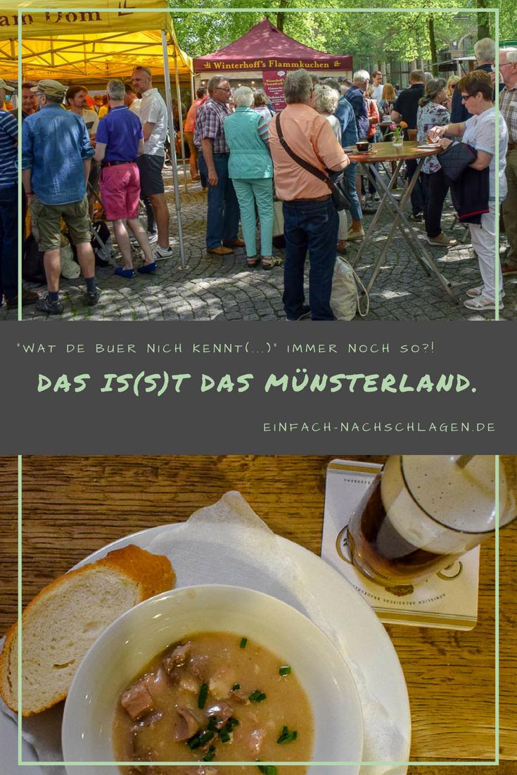 Münsterland kulinarisch