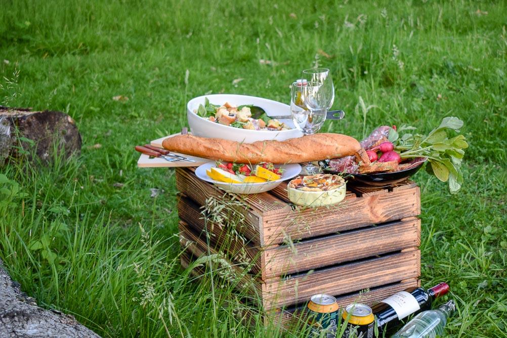 3 Ideen für einen leckeren Sommerabend mit Freunden