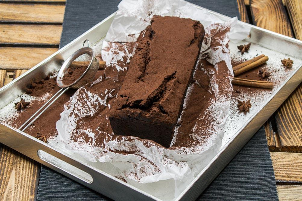 Schneller Rote-Bete-Schokoladenkuchen