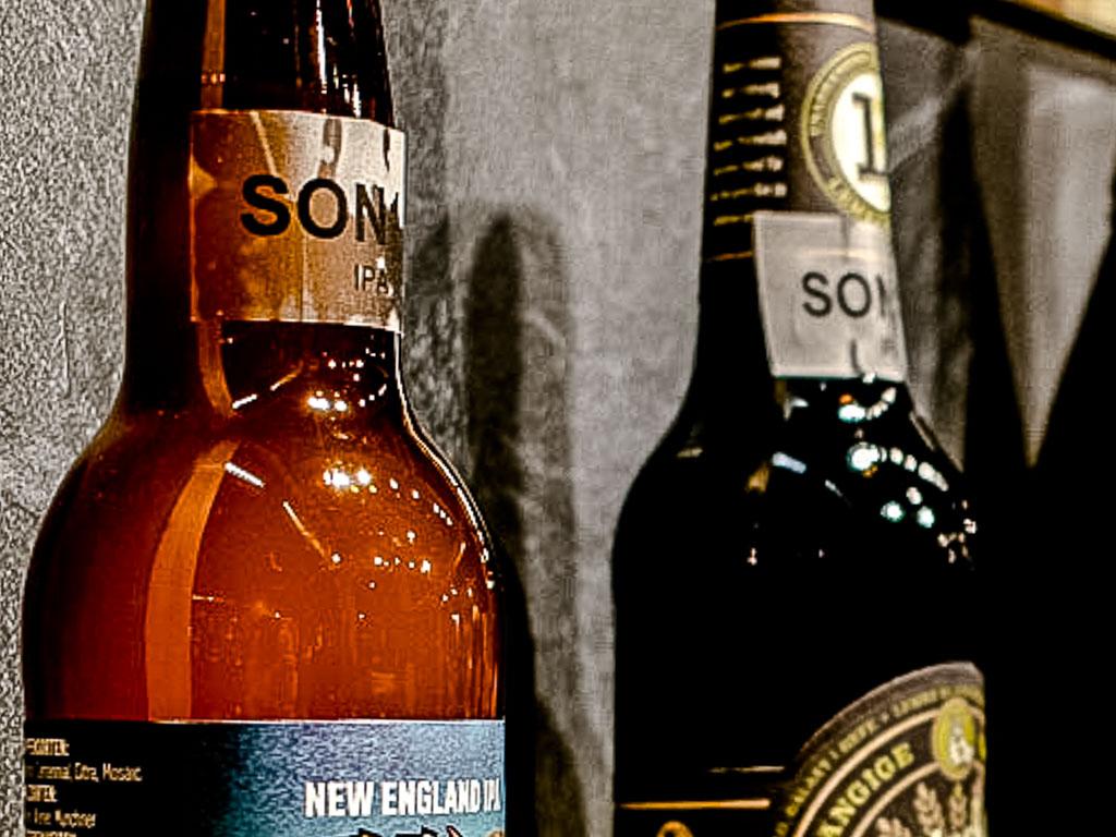 Ein Bier bitte! Mein Besuch auf der ProWein 2019 - Zu Besuch bei der Landgang Brauerei