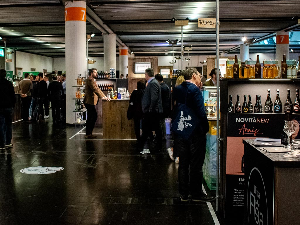Ein Bier bitte! Mein Besuch auf der ProWein 2019 - Craft Beer Skepsis auf der Spur